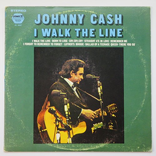 Johnny Cash - I Walk The Line (Live Recording) - Zortam Music