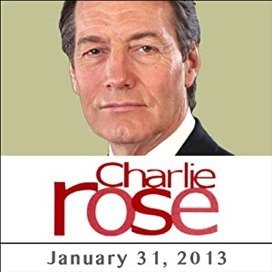 Charlie Rose: Al Gore, January 31, 2013 Radio/TV Program