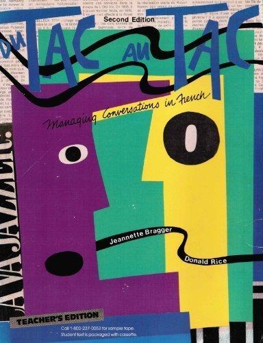 Du Tac au Tac: Managing Conversations in French