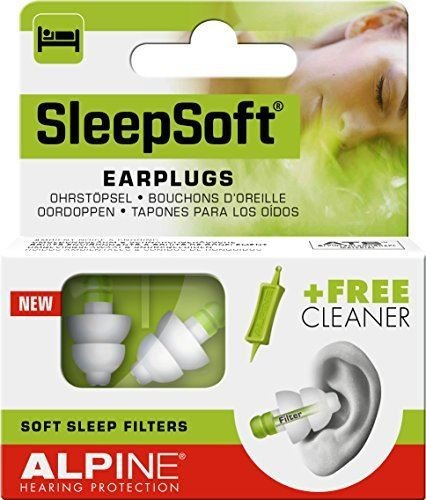 Alpine-SleepSoft-Earplugs-Paquet-de-2