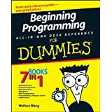 Beginning Programming All-in-one Desk Reference For Dummiesby Wallace Wang