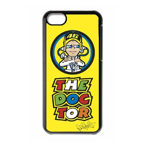 iPhone 5C Phone Case Valentino Rossi VR46 Moto GP Logo 46 WE736107