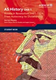 Edexcel GCE History: Russia in Revolution, 1881-1924: From Autocracy to Dictatorship Mr Derrick Murphy
