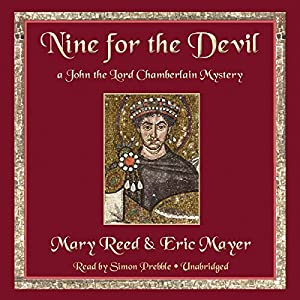 Nine for the Devil Audiobook