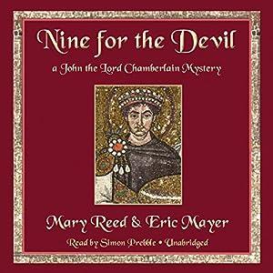 Nine for the Devil Audiobook