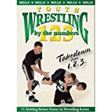 Dave Mills Mills Youth Wrestling By The Numbers-Takedowns DVD