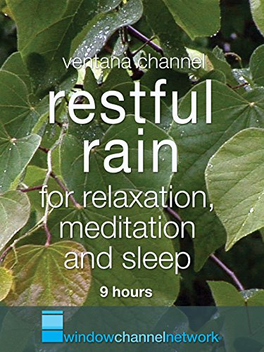 Restful Rain for relaxation, meditation and sleep 9 hours (Most Popular Movies On Amazon compare prices)