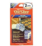 2 Packs (2 Gloves) the Ove Glove Hot Surface Handler