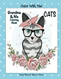 img - for Color With Me! Grandma & Me Coloring Book: Cats book / textbook / text book