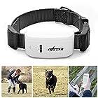 ATian Fashion Mini GPS Tracker for Small Pet Dog Cat GPS Tracker Locator Free Online Tracking Platform