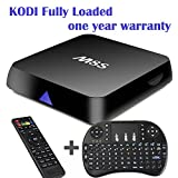 Vcan M8S Amlogic S812 Quad Core Pre-installed Fully Add-ons KODI