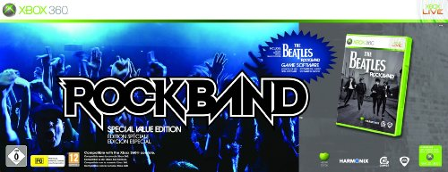 The Beatles: Rockband - Value Edition (Xbox 360)