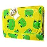 KF Baby Feeding & Play Mat - Friendly Frog (68 X 61 Inch)