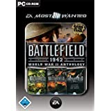 "Battlefield 1942 - The World War II Anthology [EA Most Wanted]von ""Electronic Arts GmbH"""