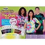 Tulip One-Step Super Big Tie Dye Kit, 12 Colors