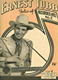 img - for Ernest Tubb Folio of Recorded Hits No. 2 [Songbook] book / textbook / text book