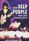 Deep Purple - Inside Deep Purple (+ Buch) [2 DVDs]