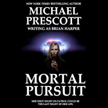 Mortal Pursuit (       UNABRIDGED) by Michael Prescott Narrated by Gayle Hendrix