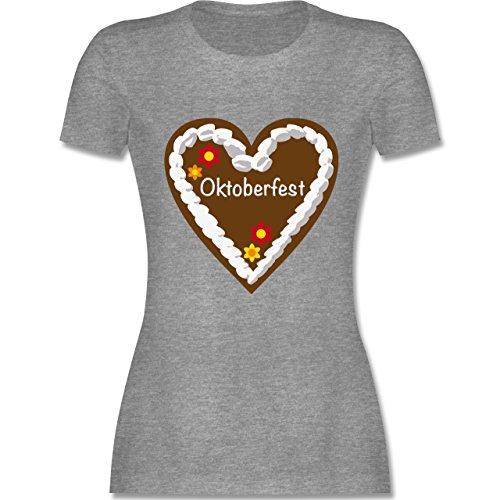 oktoberfest-damen-lebkuchenherz-oktoberfest-l-grau-meliert-l191-tailliertes-premium-t-shirt-mit-rund