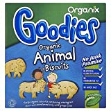 Organix Goodies Organic Animal Biscuits 100G