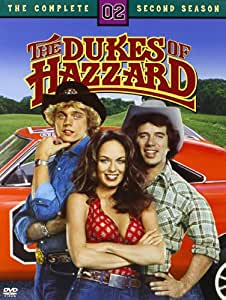 The Dukes of Hazzard: The Complete Second Season [Import]