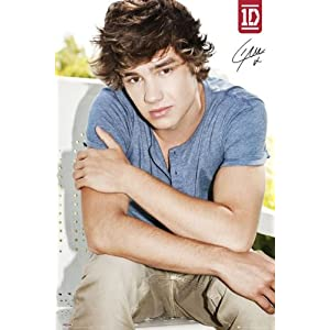 Music - Pop Posters: One Direction - Liam - 35.7x23.8 inches