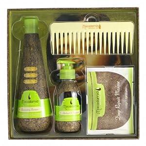 Macadamia Natural Oil Basic Essentials Set