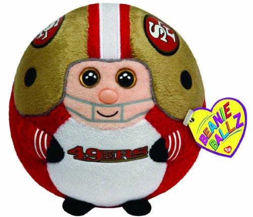 Ty Beanie Ballz San Francisco 49Ers - Nfl Ballz front-706723