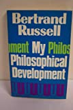 My Philosophical Development (0041920309) by Russell, Bertrand