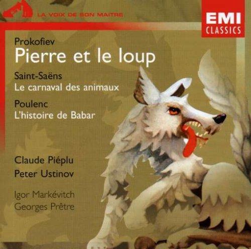Pierre et le Loup dans 02. Cartoons sonores 51roK9wkk5L._SL500_