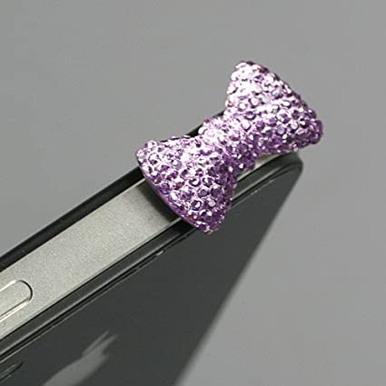 Plug Accessories For Iphone Accessory / Bow Dust Plug