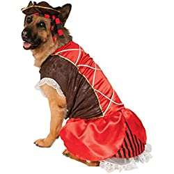 Rubie's Big Dog Pirate Girl Dog Costume