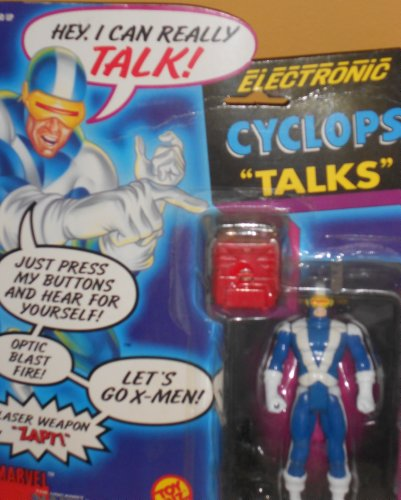 Marvel the Uncanny X-men Electronic Cyclops - 1