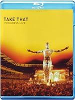 Take That: Progress Live [Blu-ray] [2011] [Region Free]