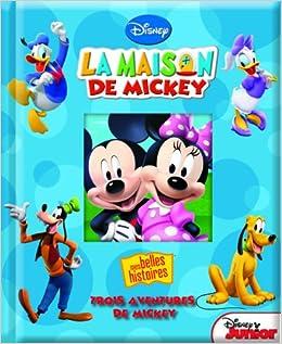 La maison de mickey mickey et minnie que d 39 aventures for Aventures de maison