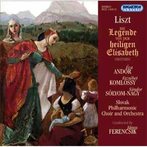 """Le """"Sainte Elisabeth de Liszt"""" : quelle version acheter ? 51roOoFfmUL._SS500_"""