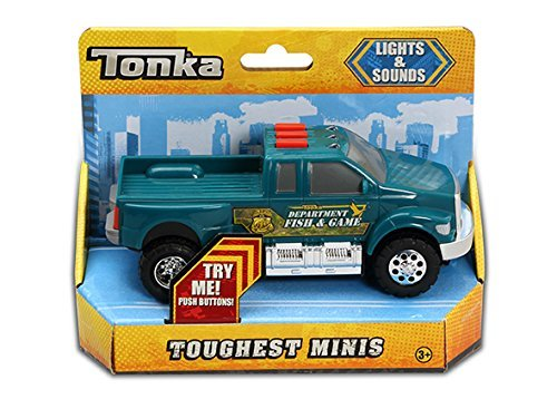 Tonka Toughest Minis Fish and Game Truck (Tonka Pickup Truck compare prices)
