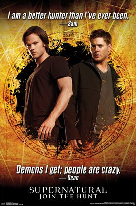 Poster - Supernatural - Quotes New Wall Art 22