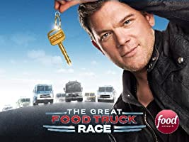 The Great Food Truck Race Season 3 [HD]