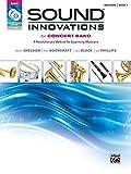 Sound Innovations for Concert Band, Bk 1: A Revolutionary Method for Beginning Musicians (Bassoon) (Book, CD & DVD)