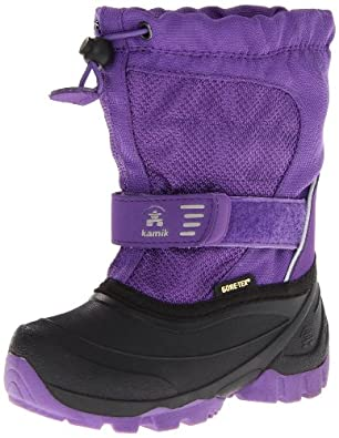 Buy Kamik Impulse Kids Adolescent G Boot (Toddler Little Kid Big Kid) by Kamik
