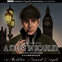 A Study In Scarlet Audiobook by Arthur Conan Doyle Narrated by Alastair Cameron