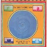 Speaking In Tongues LP (Vinyl Album) German Sire 1983