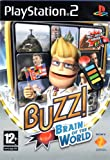 Buzz Brain Of The World (PS2)