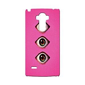 BLUEDIO Designer Printed Back case cover for LG G4 Stylus - G0432
