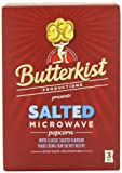 Butterkist Microwave SaIted Popcorn 300 g (Pack of 6)
