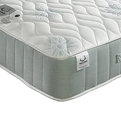 Happy Beds New Sensation 1200 Pocket Spring Memory Foam Mattress