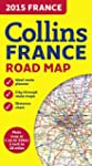 Collins 2015 Road Map France