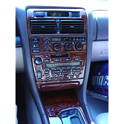 price lexus gs300 gs 300 interior wood dash trim kit set 1993 1994 1995 1996 1997 coralloidal. Black Bedroom Furniture Sets. Home Design Ideas