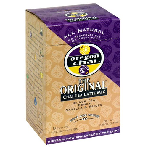 Oregon Chai Tea Latte Mix
